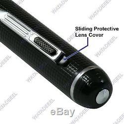 1296p Power Ray Technology 2020 Spy Pen DVR Camera GENUINE Surveillance CIA FBI