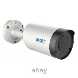 32 Channel NVR (24) 4K Microphone Varifocal AI IP Bullet Security Camera System