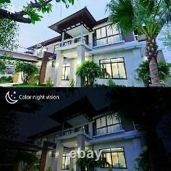 4G 1080P Solar PTZ IP Camera Security CCTV Waterproof Outdoor Night Vision