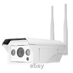 4G Security Camera Solar Panel Battery Wireless GSM Alarm Farm CCTV Outdoor 3G