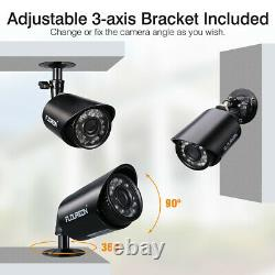 720P AHD 4-in-1 Outdoor Home Security CCTV Bullet Camera IR-CUT Night Vision US
