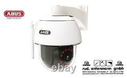 ABUS Videoüberwachung Wlan Schwenk- und Neige Aussen Kamera PPIC32520 796524