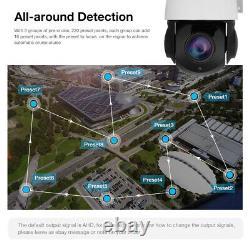 AHD 1080P 2MP PTZ Camera 30X Zoom Speed Dome Outdoor IR-CUT CCTV Security OSD