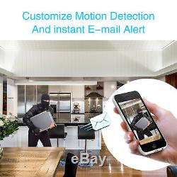 ANRAN 1080P Security Camera System Wireless Outdoor 8CH 2.0MP 1TB WIFI Home CCTV