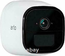 Arlo Go Mobile HD Security Camera AT&T Wireless LTE Night Vis VML-4030-100NAS OB