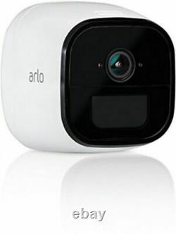 Arlo Go by Netgear Outdoor Security Camera U. S. Cellular 4G LTE White