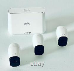 Arlo Pro (3-Camera) VMB4000 VMC4030 WireFree 720p Home Security Camera System