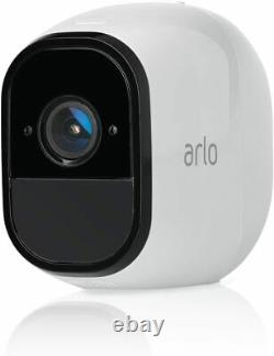 Arlo Pro HD Wireless Home Security Rechargeable 3 Camera Kit Indoor/Outdoor