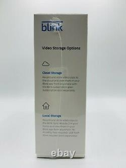 Blink Outdoor WiFi 2-Camera Security System 2020 Newest Model + Alexa