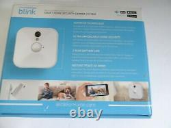 Blink Wireless Home Security 3 Camera System White