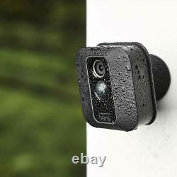 Blink XT2 3-Camera Indoor/Outdoor Wire-Free 1080p Surveillance System XT Black