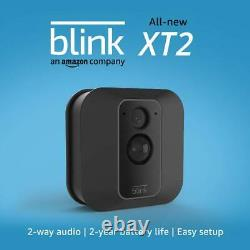 Blink XT2 Home Security 1 Camera System Kit 2 Way Audio 2 Year Battery Life