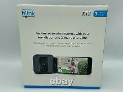 Blink XT2 Indoor/Outdoor Wi-Fi Wireless 1080p HD Security Camera 3 Camera Kit