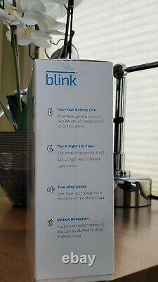 Brand New Blink Outdoor 3rd Generation Security Camera System 2 Camera Kit