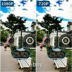 Camaras De Seguridad Wifi Exterior 1080P Inalambricas Con Vision Nocturna Video