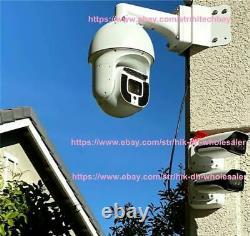 Dahua SD8A840-HNF-PA 4K Starlight AI 40xZoom PTZ 8MP IP Camera Hi-PoE Auto-track