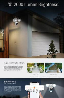 EZVIZ Outdoor Security Camera WIFI 1080P Smart APP Night Vision 2-Way Audio LC1C