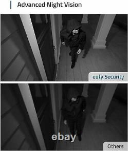 Eufy 1080P Wireless Security System eufyCam 2 Outdoor Battery Cams Night Vision