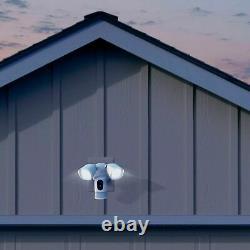 Eufy Security Floodlight Camera White