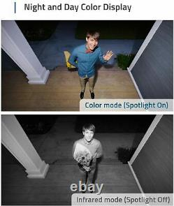 Eufy eufyCam 2C Wireless Security System 1080P Wi-Fi Outdoor Camera Night Vision