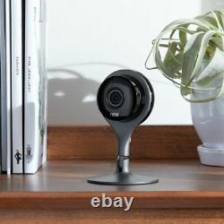 Google Nest Cam Indoor Security Camera Black (NC1102ES) Brand New