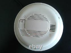 HD 5MP Smoke Detector Covert Hidden IP Network Surveillance Spy Camera POE Audio