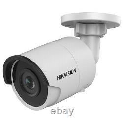 Hikvision 4K 8MP Outdoor Bullet IP Camera DS-2CD2083G0-I 2.8mm Lens