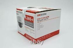 Hikvision 8MP 4K POE IP CAMERA DS-2CD2183G0-I 8MEGAPIXEL H. 265 2.8mm