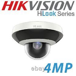 Hikvision Ptz Ip Poe Camera 4mp Hilook 16x Zoom Ir 15m Distance Smart Outdoor