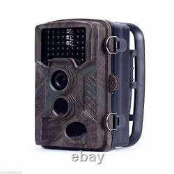 Home Security Video Camera Trail IR Outdoor Motion Activated Anti Theft Vandal