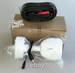 Lorex C883DA 4K Ultra HD Active Deterrence Security Camera