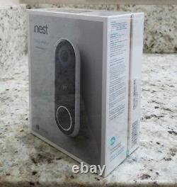 NEST HELLO Video Doorbell HDR Full HD (NC5100US) Sealed NEW