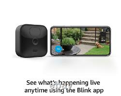 NEW! Blink Outdoor (Newest 2020 model) Security Camera System 3 Camera Kit