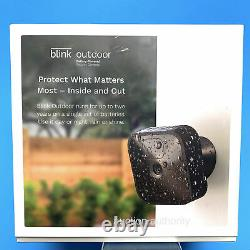New 3 Pack Blink Outdoor 1080p WiFi Security Camera Battery 3rdGen Sync Module 2