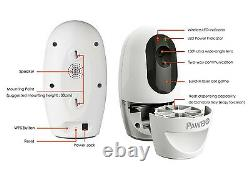 Pawbo Life Pet Camera (PPC-21CL) 720p HD Video, 2-Way Talk, Laser & Treat