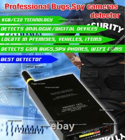 Protect 1203 Camera Bug GSM Wireless Detector Home Security Video