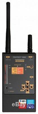 Protect 1206i Camera Detector Bug GSM Finder Counter Surveillance