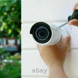 Reolink 4 Pack Renewed 5MP Outdoor PoE Security Camera IP66 Waterproof RLC-410