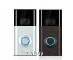 Ring Doorbell 3 1080p HD Video Wi-Fi Home Security Camera 2021 NEW MODEL