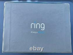 Ring Spotlight Cam Battery Powered HD Outdoor Security Camera White