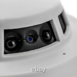 SM03 Spionage Kamera Versteckt in Rauchmelder Attrappe 1280x1080p Fernbedienung