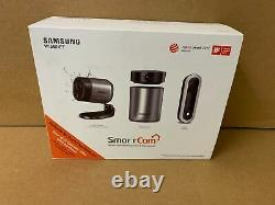 Samsung Home Security System SmartCam A1 and D1 Video Doorbell Camera Wireless