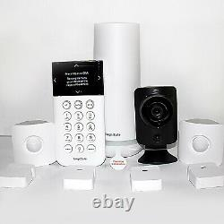 SimpliSafe 9 Piece (GEN 3) Wireless Home Security System withHD Camera
