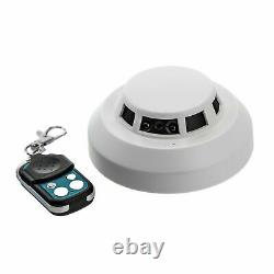 SpyCam Mini versteckte Kamera Überwachungskamera getarnte Spion Rauchmelder A116