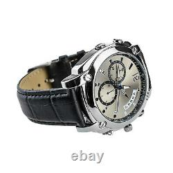 TE656 32GB Überwachungskamera Spionage Video Foto Full HD getarnte Armbanduhr