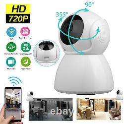 Wifi 720P CCTV Camera IR Security Surveillance Infrared Night Vision Home Indoor