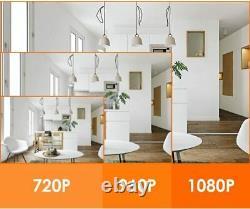 ZOSI H. 265+ 5mp Lite DVR Outdoor CCTV 1080p Security Camera Surveillance System