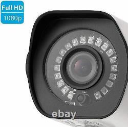 Zmodo WiFi HD 1080p Surveillance IP Camera 2 Pack