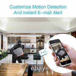 1080p Home Security Camera System Cctv Outdoor Avec 2 To Hard Drive 8ch Dvr Kits
