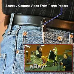 1296p Puissance Ray Technology 2020 Spy Camera Pen Dvr Véritable Surveillance Du Fbi Cia